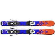 Salomon Qst Max Jr Xs + H C5 Sr - Detské zjazdové lyže