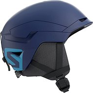 Salomon Quest Access Dress Blue/Haw Blue - Lyžiarska prilba
