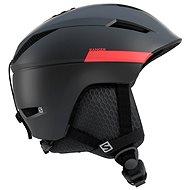Salomon Ranger2 M Black/Red Accent - Lyžiarska prilba