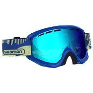 434edeb6b Salomon Juke Blue Pop/Univ. Mid Blue - Lyžiarske okuliare
