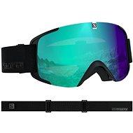 Salomon Xview Photo Bk/All Weather Blu - Lyžiarske okuliare