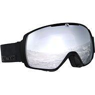 Salomon Xt One Black Neon/Univ.White - Lyžiarske okuliare