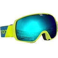 Salomon Xt One Neon Yellow Solar Blue - Lyžiarske okuliare 47b83ee080a
