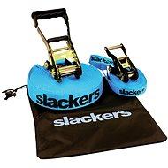 "Slackers Slackline Set ""Classic"" + Teaching Line - Slackline"