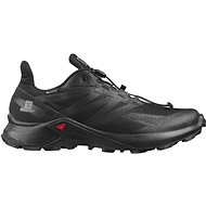 Salomon SUPERCROSS BLAST GTX čierne / čierne - Trekingové topánky
