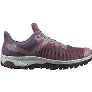 Salomon OUTline Prism GTX W, Violet/Grey - Trekking Shoes