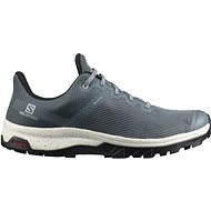 Salomon OUTline Prism GTX, Turquoise/Grey - Trekking Shoes