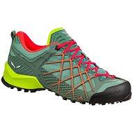 Salewa WS Wildfire zelená/ružová - Trekingové topánky