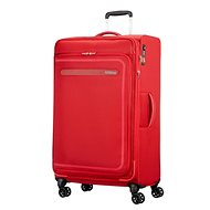 American Tourister Airbeat Spinner 80 EXP Pure Red - Cestovný kufor s TSA zámkom
