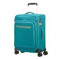 Americký turista Airbeat Spinner 55 EXP Sky Blue - Cestovný kufor s TSA zámkom