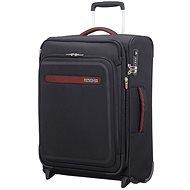 American Tourister Airbeat Upright 55 EXP Universe Black - Cestovný kufor s TSA zámkom