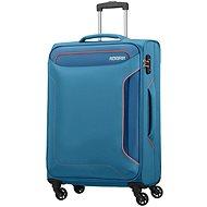 American Tourister Holiday Heat Spinner 67 Denim Blue - Cestovný kufor s TSA zámkom