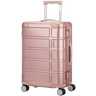 American Tourister ALUMO SPINNER 55 Rose - Cestovný kufor s TSA zámkom