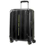 American Tourister Technum Spinner 55 Black Blurred - Cestovný kufor s TSA zámkom