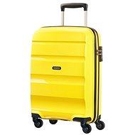 American Tourister Bon Air Spinner Strict Solar Yellow veľ. S - Cestovný kufor s TSA zámkom