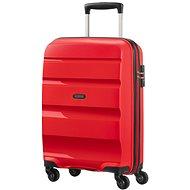American Tourister Bon Air Spinner Strict Magma Red veľ. S - Cestovný kufor s TSA zámkom