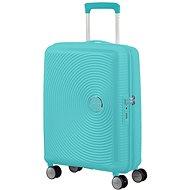 American Tourister Soundbox SPINNER 55/20 EXP TSA Poolside Blue - Cestovný kufor s TSA zámkom