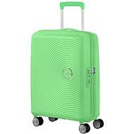 American Tourister Soundbox SPINNER 55/20 EXP TSA Spring Green - Cestovný kufor s TSA zámkom
