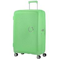 American Tourister Soundbox SPINNER 77/28 EXP TSA Spring Green - Cestovný kufor s TSA zámkom
