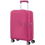 American Tourister Soundbox SPINNER 55/20 EXP TSA Magenta - Cestovný kufor s TSA zámkom