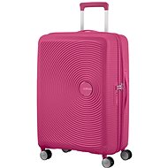 American Tourister Soundbox SPINNER 67/24 EXP TSA Magenta - Cestovný kufor s TSA zámkom