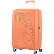American Tourister Soundbox SPINNER 77/28 EXP TSA Cantaloupe - Cestovný kufor s TSA zámkom