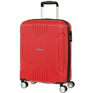 American Tourister TRACK LITE SPINNER 55 Flame Red - Cestovný kufor
