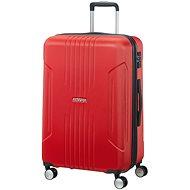 American Tourister TRACK LITE SPINNER 67 EXP Flame Red - Cestovný kufor s TSA zámkom