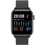 Smartomat Squarz 8 čierne - Smart hodinky
