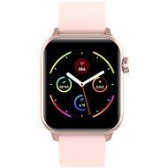 Smartomat Squarz 8 ružové - Smart hodinky