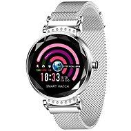 Smartomat Sparkband strieborné - Smart hodinky