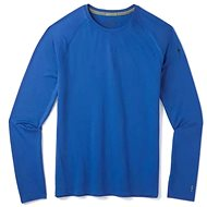 Smartwool M Merino 150 Baselayer LS Light Alpine Blue - Tričko