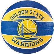 Spalding NBA team ball Golden State Warriors veľkosť 7 - Basketbalová lopta