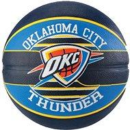 Spalding NBA team ball Oklahoma City Thunder vel. 7 - Basketbalová lopta