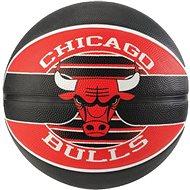 Spalding NBA team ball Chicago Bulls veľkosť 7 - Basketbalová lopta