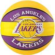 Spalding NBA team ball LA Lakers veľkosť 7 - Basketbalová lopta
