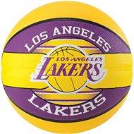 Spalding NBA team ball LA Lakers veľkosť 5 - Basketbalová lopta