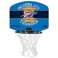 Spalding NBA miniboard Oklahoma City Thunder - Basketbalový kôš