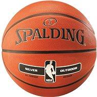 NBA Silver Outdoor veľ. 5 - Basketbalová lopta