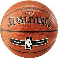 Spalding NBA SILVER IN/OUT veľ. 5 - Basketbalová lopta