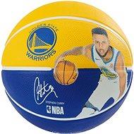 Spalding NBA Player Ball Stephen Curry veľkosť 7 - Basketbalová lopta