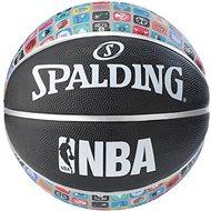 Spalding NBA Team Collection veľkosť 7 - Basketbalová lopta