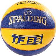 Spalding TF 33 OUTDOOR veľ. 6 - Basketbalová lopta