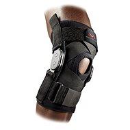 McDavid Hinged Knee Brace with Crossing Straps 429X, čierna XXL - Ortéza na koleno