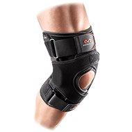 McDavid VOW Knee Wrap w/Hinges & Straps 4205, čierna M - Ortéza na koleno