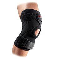McDavid Knee Support w/stays & cross straps, čierna M - Ortéza