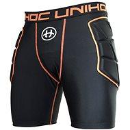 Unihoc brankárske šortky FLOW black XXXL - Brankársky overal
