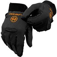 Unihoc brankárske rukavice Packer black - Rukavice
