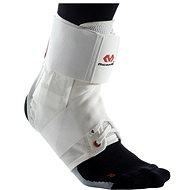 McDavid Ankle Brace With Straps, biela M - Ortéza na členok