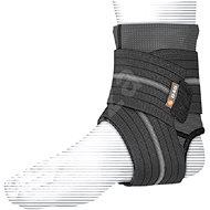 Shock Doctor Ankle Sleeve With Compression Wrap Support Black - Ortéza na členok